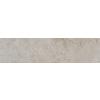FLOORS 2000 Ekko Whipped Cream Ceramic Bullnose Tile (Common: 3-in x 18-in; Actual: 3-in x 17.89-in)