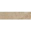 FLOORS 2000 Ekko Toasted Beige Ceramic Bullnose Tile (Common: 3-in x 18-in; Actual: 3-in x 17.89-in)