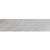 FLOORS 2000 Galaxy Silver Glazed Porcelain Indoor/Outdoor Bullnose Tile (Common: 3-in x 18-in; Actual: 3-in x 18-in)