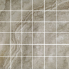 FLOORS 2000 Galapagos Mountain Mist Uniform Squares Mosaic Porcelain Floor Tile (Common: 12-in x 12-in; Actual: 12-in x 12-in)