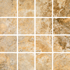 FLOORS 2000 Vitality Fire Uniform Squares Mosaic Porcelain Floor and Wall Tile (Common: 12-in x 12-in; Actual: 11.92-in x 11.92-in)