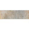 FLOORS 2000 Iron Grey Glazed Porcelain Indoor/Outdoor Bullnose Tile (Common: 3-in x 13-in; Actual: 3-in x 13-in)