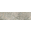 FLOORS 2000 Bari Gris Glazed Porcelain Mosaic Indoor/Outdoor Bullnose Tile (Common: 3-in x 18-in; Actual: 3-in x 17.72-in)
