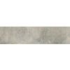 FLOORS 2000 Bari Gris Glazed Porcelain Mosaic Indoor/Outdoor Bullnose Tile (Common: 3-in x 18-in; Actual: 3-in x 17.72-in)