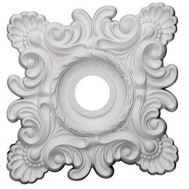 Ekena Millwork Crawley 18-in x 18-in Polyurethane Ceiling Medallion