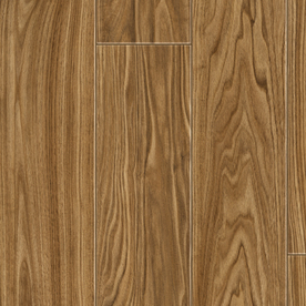 Kronotex Embossed Walnut Wood Planks Sample (Amber Select Walnut)