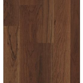 SwiftLock 7.6-in W x 4.23-ft L Crimson Cherry Wood Plank Laminate Flooring