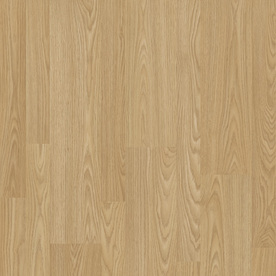 Project Source 7.6-in W x 4.23-ft L Winchester Oak Smooth Laminate Wood Planks