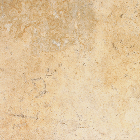 Style Selections 13-in W x 4.27-ft L Tuscany Stone Embossed Laminate Tile and Stone Planks