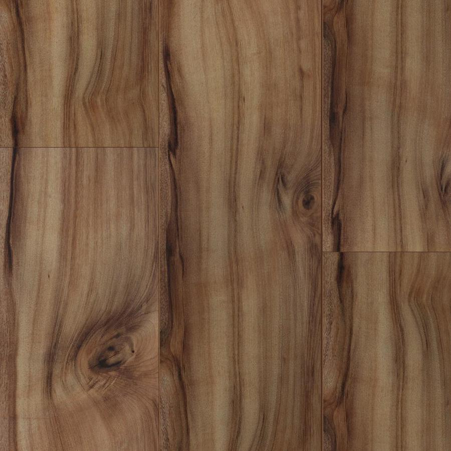Shop Style Selections 7 6 In W X 4 23 Ft L Natural Acacia