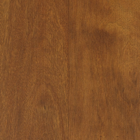 SwiftLock 7.6-in W x 4.23-ft L Mahogany Embossed Laminate Wood Planks