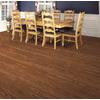 allen + roth 4.96-in W x 4.23-ft L Nutmeg Oak Wood Plank Laminate Flooring