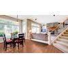 allen + roth 4.96-in W x 4.23-ft L Russet Oak Wood Plank Laminate Flooring