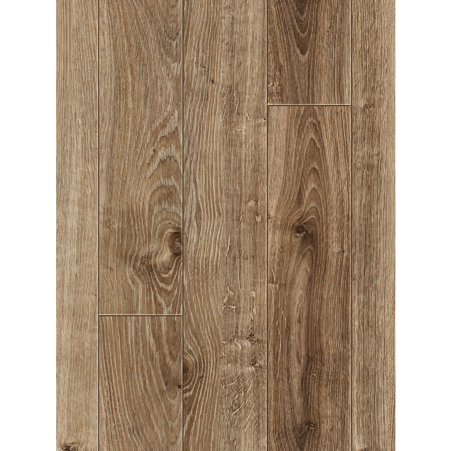 Shop Allen Roth 4 96 In W X 4 23 Ft L Driftwood Oak
