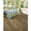 allen + roth 4.96-in W x 4.23-ft L Handscraped Driftwood Oak Wood Plank Laminate Flooring