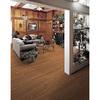 allen + roth Embossed Oak Wood Planks Sample (Russet Oak)
