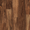 allen + roth 4.96-in W x 4.23-ft L Natural Acacia Handscraped Laminate Wood Planks
