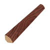 Mohawk 3/4-in x 84-in Oak Cherry Quarter Round Moulding