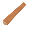 Mohawk 0-in x 84-in Maple Ginger Quarter Round Floor Moulding