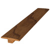 Mohawk 2-in x 84-in Oak Cocoa T-Moulding