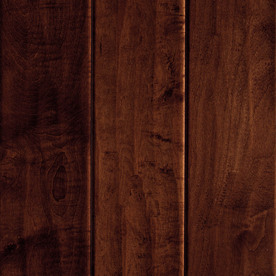 Mohawk Alston 5-in W Prefinished Maple Engineered Hardwood Flooring (Dark Auburn)