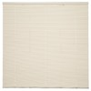 Style Selections 1-in Ivory Vinyl Room Darkening Cordless Mini-Blinds (Common 19.5-in; Actual: 19.5-in x 64-in)