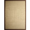 Style Selections 5-ft x 7-ft Rectangular Beige Border Area Rug