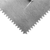 PRECISION 11-in Ground Steel V-Notch Ceramic Floor Trowel
