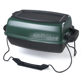 Cuisinart Griddl&#039;N Grill Green 1 lb Cylinder Manual Ignition Portable Gas Grill