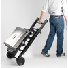 Cuisinart All-Foods Stainless Steel 15,000-BTU 240-sq in Portable Gas Grill