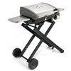Cuisinart All-Foods 1 lb Cylinder Push and Turn Ignition Portable Gas Grill