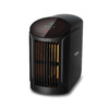 LifeSmart 5,100-BTU Infrared Cabinet Electric Space Heater with Thermostat and Energy Saving Setting