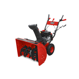 Power Smart 208-cc 24-in Two-Stage Electric Start Gas Snow Blower