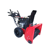Power Smart 291-cc 28-in Two-Stage Electric Start Gas Snow Blower with Heated Handles and Headlight