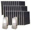 Grape Solar 7.5-Kilowatt Grid-Tie Solar Electric Power Kit