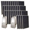 Grape Solar 8.5-Kilowatt Grid-Tie Solar Electric Power Kit