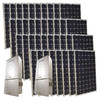 Grape Solar 9.5-Kilowatt Grid-Tie Solar Electric Power Kit