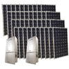 Grape Solar 10-Kilowatt Grid-Tie Solar Electric Power Kit