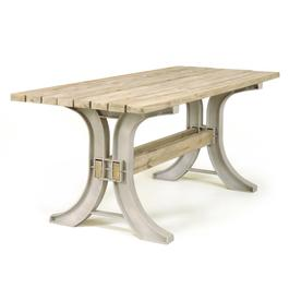2x4basics Sand Polyresin Patio Table Brackets