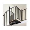 The Iron Shop Ontario 2-ft Black Painted Wrought Iron Stair Railing Kit