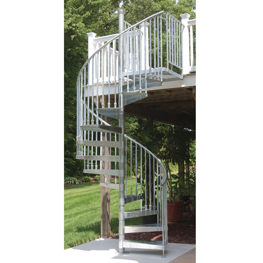 outdoor spiral staircase kits submited images