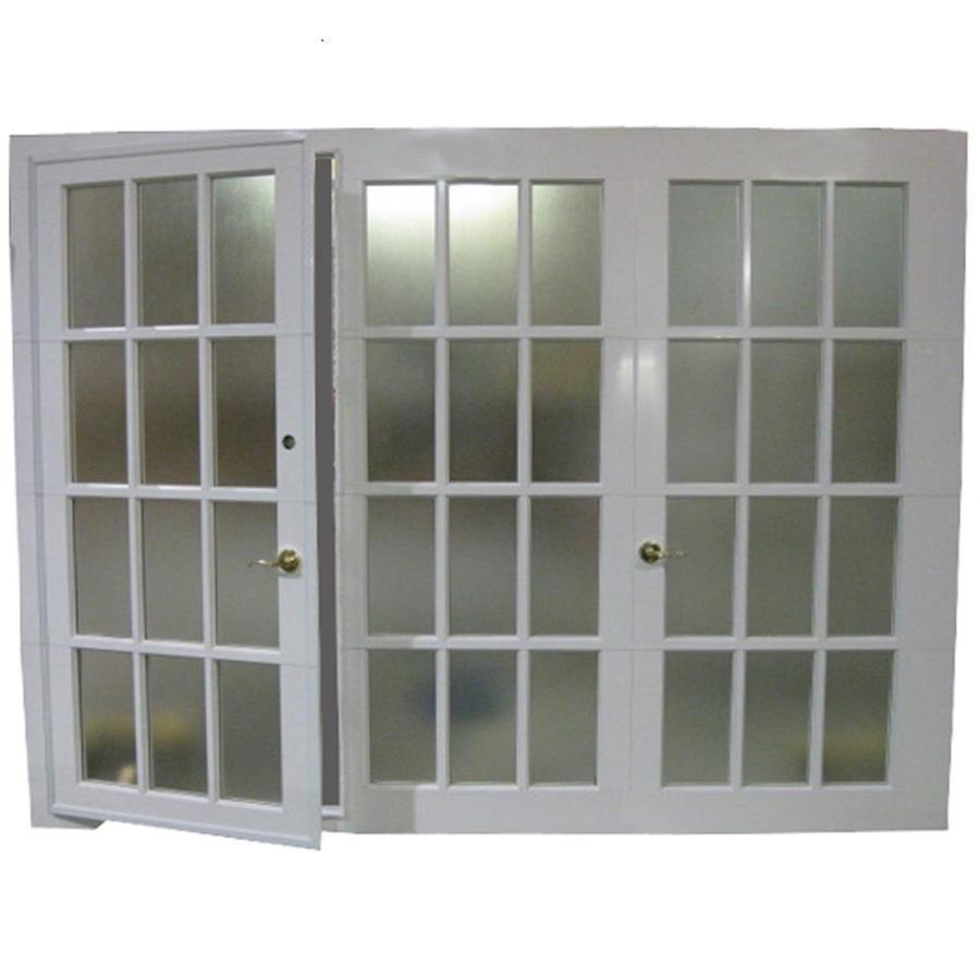 Door security garage windows