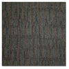 Kraus 20-Pack 19.625-in x 19.625-in Essentially Black Textured Glue-Down Carpet Tile