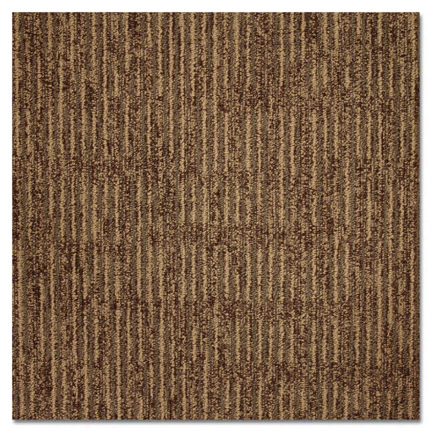 ... -in x 19.625-in Aged Leather Level Loop Pile Carpet Tile at Lowes.com