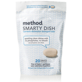 method Scent and Dye Free Smarty Dish