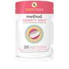 method Smarty Dish 20-Pack Pink Grapefruit Dishwasher Detergent