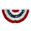  1.5-ft x 3-ft Patriotic Fan Flag