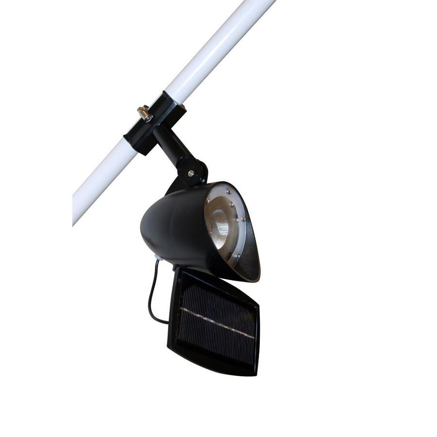 shop residential solar flag pole light at. Black Bedroom Furniture Sets. Home Design Ideas