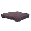 Brown/Charcoal Blend Flagstone Concrete Patio Stone (Common: 18-in x 12-in; Actual: 18-in x 12-in)