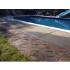 Brown/Charcoal Blend Square Concrete Patio Stone (Common: 16-in x 16-in; Actual: 16-in x 16-in)